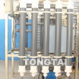 矿泉水、山泉水处理用超滤设备