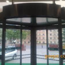 圆弧电热风幕机