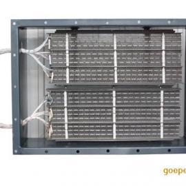 电辅助加热器 电加热器 加热器 管道加热器 管道电加热器