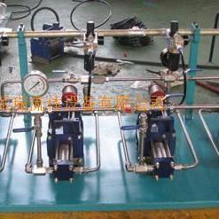 多泵并联气体增压系统