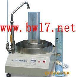 土工布透水性测定仪 土工布垂直渗透仪