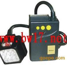 便携式数显甲烷报警矿灯