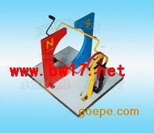 交直流发电机框架模型
