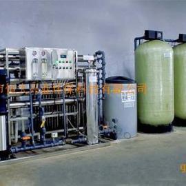 化妆品工艺用水、洗涤用品用水制取设备,食品饮料纯水设备