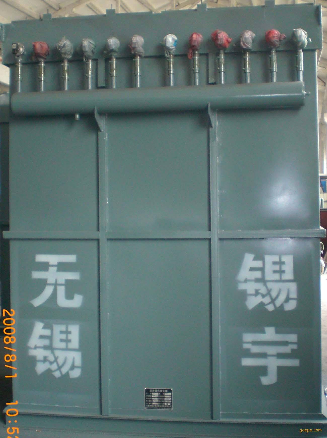 DMC-80单机脉冲除尘器