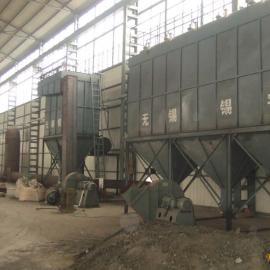 5吨废铜熔炼炉除尘器