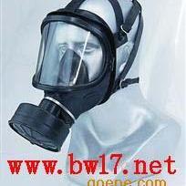 防毒面具 过滤式单眼窗个人呼吸道防护器