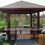 木制凉亭,休闲凉亭,户外景观设施
