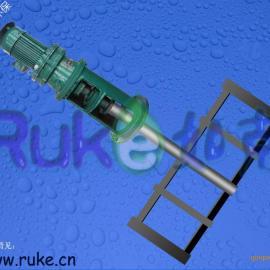 框式搅拌机、低速潜水搅拌机、污水处理设备、框式潜水搅拌机