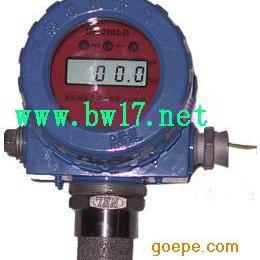 隔爆型固定式气体检测变送器 气体检测
