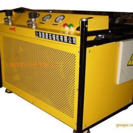 气瓶气密性检测使用高压空气压缩机