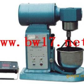 水泥净浆搅拌机 搅拌机