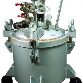 台湾宝丽自动涂料压力桶|气动搅拌压力桶