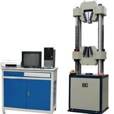 电脑控制电液式万能试验机,金属拉力试验机