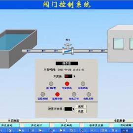 GPRS阀门远程监控系统