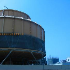 青海冷却塔 厂家直供菱科牌横流式玻璃钢冷却塔 诚招代理商