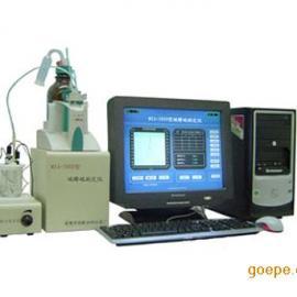 YHDD-3D型自动电位滴定仪