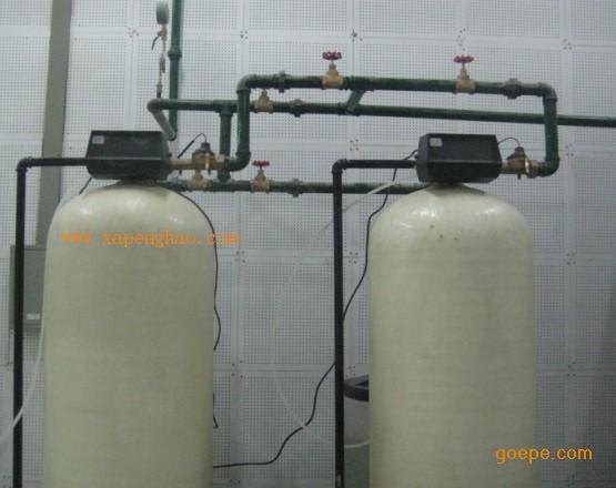 富莱克双罐连续供水全自动软水器软水器控制阀