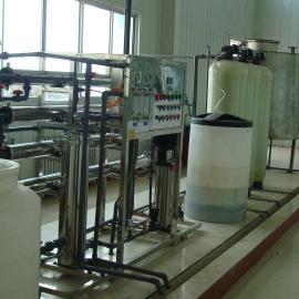 西安纯净水厂反渗透设备
