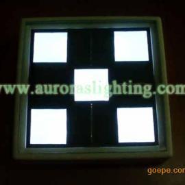 LED太阳能地砖3W