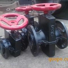 安徽DN300铝合金管夹阀