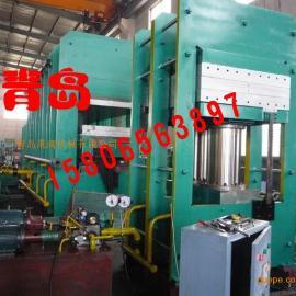 硅胶输送带硫化机
