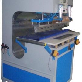 PVC沼气袋热合机-做软体沼气池的机器