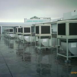 从化环保空调水帘冷风机厂房降温设备