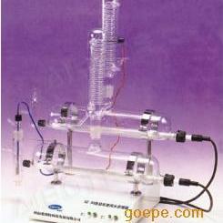 石英亚沸高纯水蒸馏器 高纯水蒸馏器