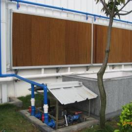 鹤山环保空调水帘冷风机厂房降温设备