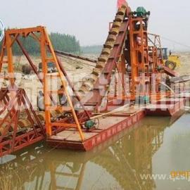 辽宁挖沙选铁船