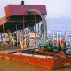辽宁抽沙吸铁船山西河南信阳固始最高效的选铁设备高产量吸铁船