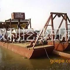 强磁板式吸铁船 全国*高产能的选铁设备