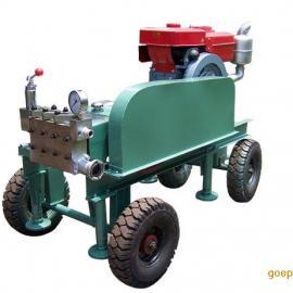 高压往复泵-柴油机驱动-3DP-晶鑫泵业