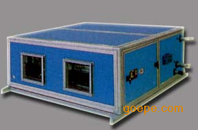 MHW超薄吊顶式空气处理机