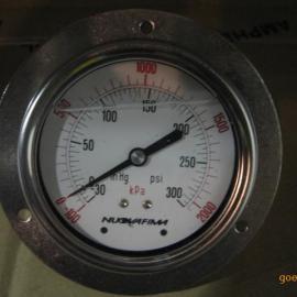 真空液压油压表