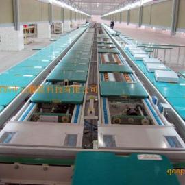 电器产品双向组装线