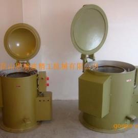 太仓切削油回收用脱油机|苏州金属切削屑脱油机