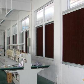 台山环保空调水帘冷风机厂房降温设备