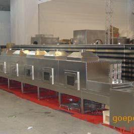 微波人造金刚石磨料干燥机