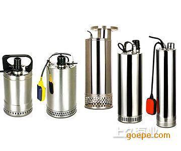 QDN1.5-80-1.5KW不锈钢潜水泵