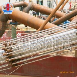 强磁棒吸铁船日产:38吨铁粉