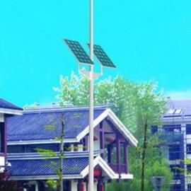 太阳能LED路灯施工