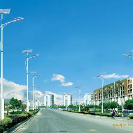 江苏扬州40W太阳能路灯