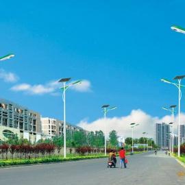 江苏扬州45W太阳能路灯厂家