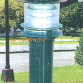 LED草坪灯安装