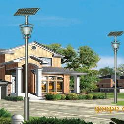 LED太阳能庭院灯价格
