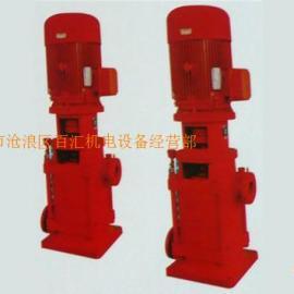 消防泵 多级消防泵 80DL 20*2多级消防泵价格优惠