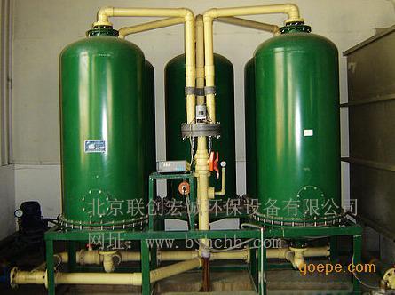 锅炉常温过滤除氧器