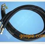 高压钢丝缠绕胶管